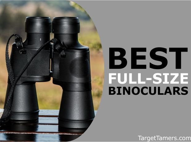 Best Full-Size Binoculars: Our Top 10X50, 12X50, 15X56 & Big Optics