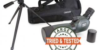 Carson 15-45X60mm Everglade SS-560 Spotting Scope (Field Test)