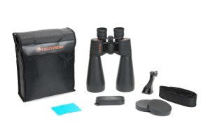 Celestron 15x70 Binoculars and Accessories