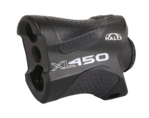 Halo XL450 Rangefinder in Black