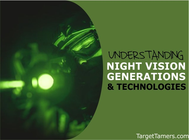 Night Vision Techonology Explained