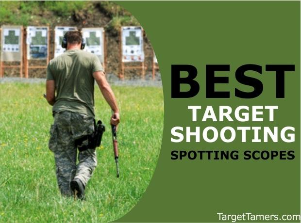Target Range Spotting Scopes
