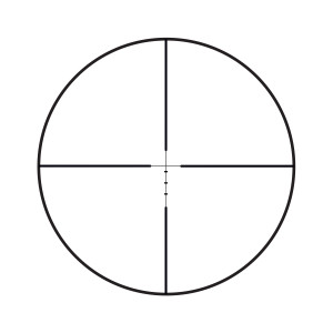 Ballistic Plex Reticle