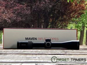 Packaging for Maven RS.1 Rifle scope