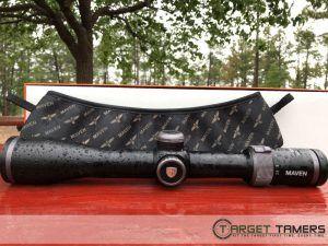 Neoprene cover for Maven rifle scope