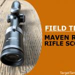 Maven RS.1 Rifle Scope Field Test