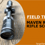 Maven RS.1 Rifle Scope Field Test