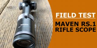 *NEW* Maven RS.1 Rifle Scope (2.5-15X44) Field Test & Review – How Does it Perform?