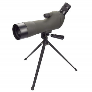 Feyachi 20-60x60AE spotting scope on tripod