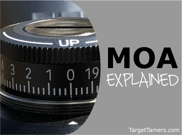 Understanding Minute of Angle Adjustments and Calculations