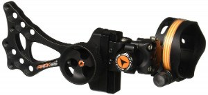 Covert 1 Pin Bow Sight Side On