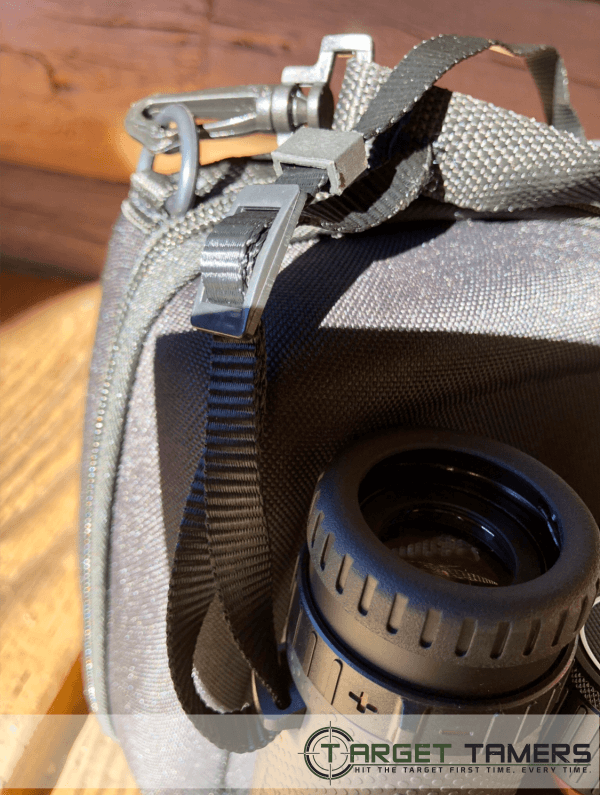 Strap Connections on Nitro Binocular