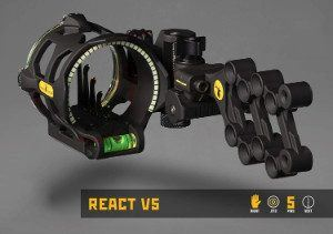 React V5 Bow Sight