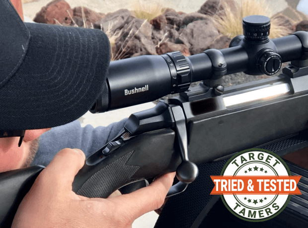 Bushnell Prime 4-12x40 Rifle Scope Review