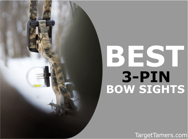 The Best 3 Pin Bow Sights for Hunting and Archery