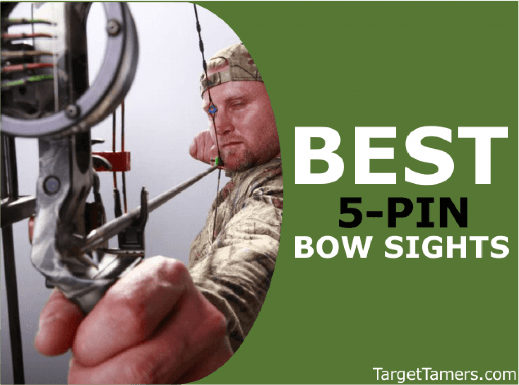 The Best 5 Pin Bow Sights of the Year
