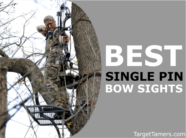 Best Single Pin Bow Sight With a Moveable Pin