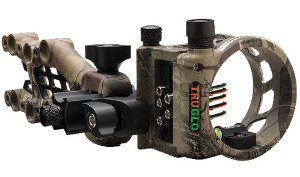 5-Pin Carbon Hybrid Micro Bow Sight
