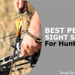 Best Bow Peep Size For Hunting