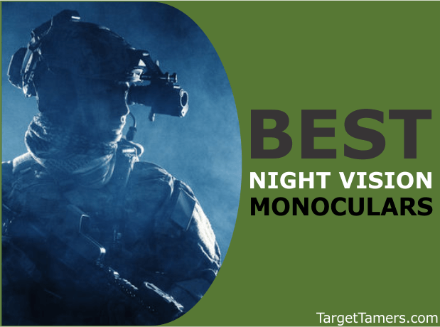 Our Lineup of the Best Monoculars for Night Vision