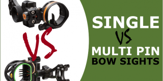 Single Pin Sights VS Multiple Pins: Which Is Best?
