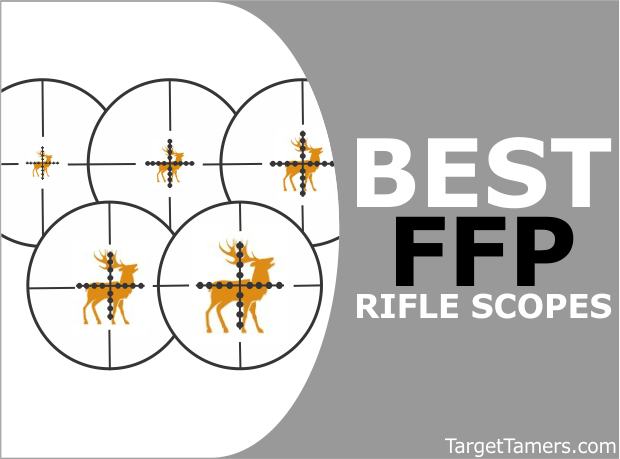 First Focal Plane Rifle Scopes