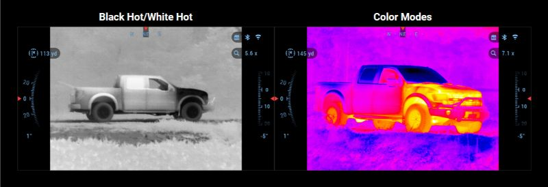 ATN_Thermal_Binocular_Color_Modes