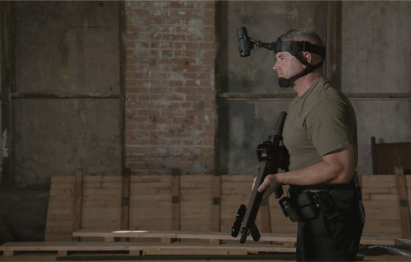 Sightmark Ghost Hunter 1x24
