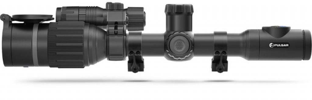 Pulsar Digex N455 digital night vision rifle scope