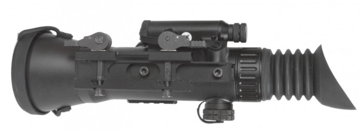 AGM Wolverine-4 NL3 night vision scope side on
