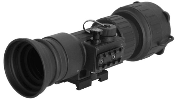 ATN PS28-2 clip on night vision scope