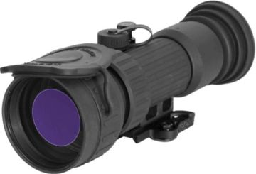 ATN PS28-2 night vision clip on scope review