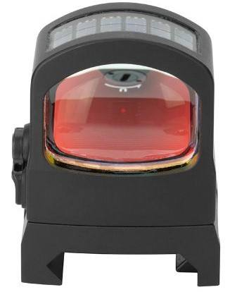 Holosun HS507C X2 Reflex Sight looking front on