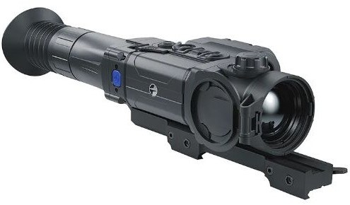 Pulsar Trail 2 LRF XP50 Thermal Scope in black
