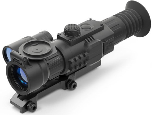 Yukon Sightline N450S Night Vision Rifle Scope Review
