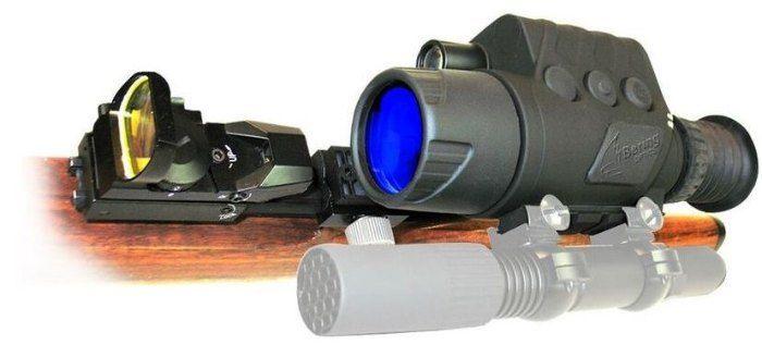 Bering Optics eXact Precision Gen 1 Night Vision Kit with a sensor reflex sight combo
