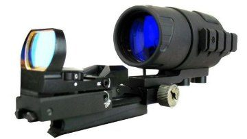Bering Optics eXact Precision Generation 1 Night Vision Monocular Review