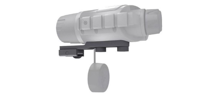 Bering Optics eXact Precision Night Vision Monocular mounting option