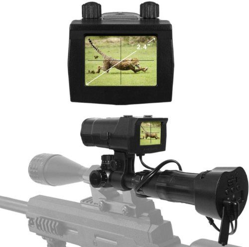 Bestguarder NV-S-01 Night Vision Camera Scope Review