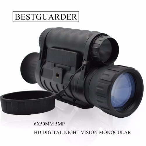 Bestguarder WG-50 6x50 night vision monocular review