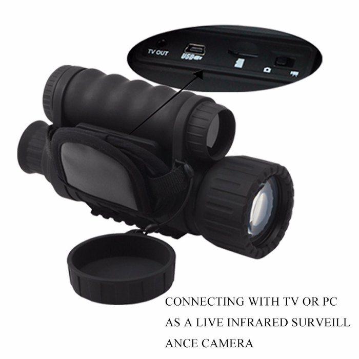 Bestguarder WG50 night vision monocular