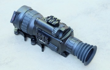 Black Luna Optics 6 36x50 G3 RS50 digital scope review