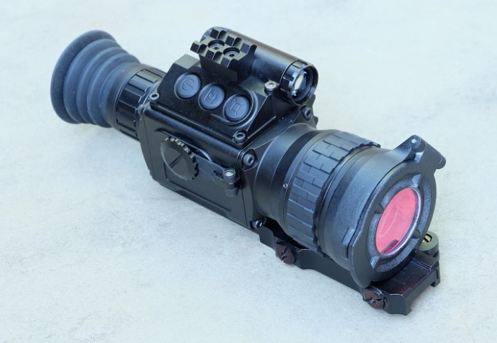 Luna Optics 6 36x50 G3 RS50 digital rifle scope