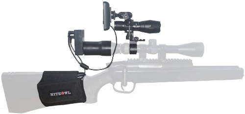 NiteOwl NV-G1 Digital Night Vision Scope with camera and portable display screen