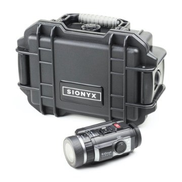 SiOnyx Aurora Black Digital Color Night Vision Camera and Case Review