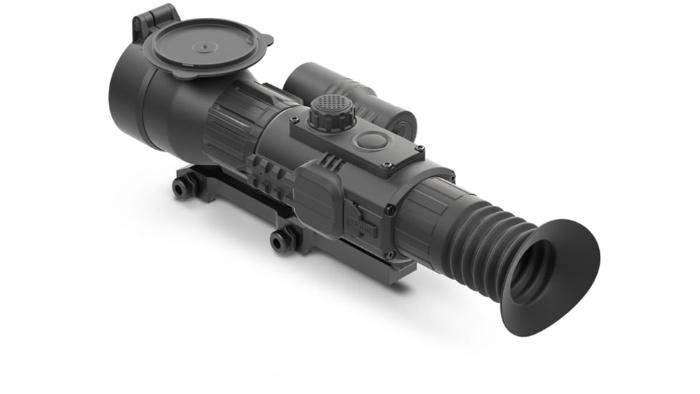 Sightline 6-24x70mm N470S Digital Night Vision Scope In Black