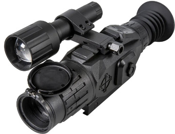Sightmark Wraith HD 2-16x28 Day NIght Vision Riflescope Review