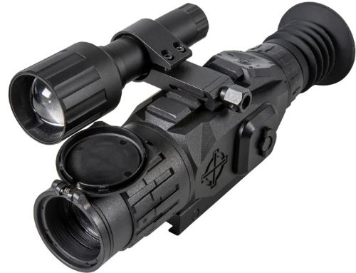 Sightmark Wraith HD 2-16x28 Digital Riflescope Review