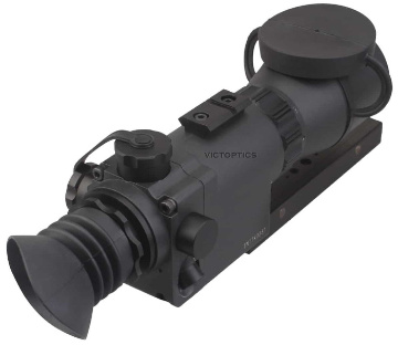 Vector Optics 2.5x50 Generation 1 Night Vision Riflescope Review