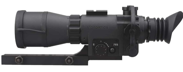 Vector Optics 2.5x50 Night Vision Rifle Scope